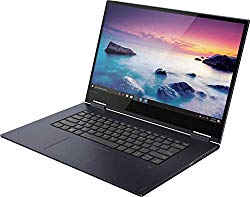 Lenovo – Yoga 730 2-in-1 15.6″ Touch-Screen Laptop – Intel Core i5 – 12GB Memory – 256GB Solid State Drive – Abyss Blue