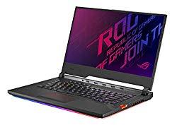 Asus ROG Strix Scar III (2019) Gaming Laptop, 15.6″ 240Hz IPS Type FHD, NVIDIA GeForce RTX 2060, Intel Core i7-9750H, 16GB DDR4, 1TB PCIe Nvme SSD, Per-Key RGB KB, Windows 10, G531GV-DB76