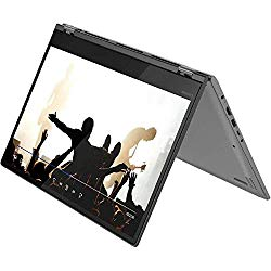 Lenovo Flex 6, 2019 Flagship 14″ Full HD Touchscreen, Lenovo 2-in-1 Laptop, Intel 4-Core i5-8250U, 16GB DDR4 512GB SSD, WiFi BT 4.1 Dolby Audio 720p Webcam USB-C Backlit KB Fingerprint Reader Win 10