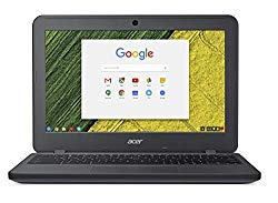 Acer Chromebook 11 N7, Celeron N3060, 11.6″ HD, 4GB LPDDR3, 32GB eMMC, Google Chrome, C731-C118