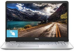 Dell Inspiron 15 5000, 2019 15.6″ FHD Touchscreen Laptop, Intel 4-Core i5-8265U, 12GB RAM, 256GB PCIe SSD by 16GB Optane, 1TB HDD, Backlit KB Fingerprint Reader MaxxAudio Win 10/Accessories Bundle