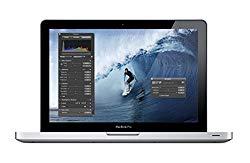 Apple MacBook Pro MD313LL/A 13.3-Inch Laptop Intel i5 2.4GHz 4GB Ram – 500GB HDD (Renewed)