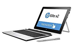 HP Elite X2 1012 G1 Detachable 2-IN-1 Business Tablet Laptop 12 inches FHD IPS Touchscreen (1920×1280), Intel Core m7-6Y75, 512GB SSD, 8GB RAM, Keyboard + Pen, Windows 10 Pro (Renewed)