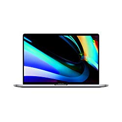 New Apple MacBook Pro (16-Inch, 16GB RAM, 1TB Storage) – Space Gray