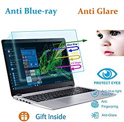 15.6″ Eyes Protection Anti Blue & Glare Screen Protector Fit HP Pavilion 15.6″ |HP OMEN 15.6″ |HP Envy 15.6″ |HP Laptop 15.6″ 255 250 15t 15z etc. Reduces Eye Strain Help You Sleep Better