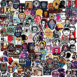 150PCS Stranger Things Stickers for Luggage Skateboard,Graffiti Decals for Car Sticker Motorcycle Bicycle Notebooks,Computers,Phone,Cars