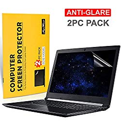 2PC Pack 15.6 inch Anti Glare Laptop Screen Protector for Notebook Computer Screen 15.6″ Display 16:9