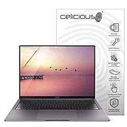 Celicious Matte Anti-Glare Screen Protector Film Compatible with Huawei Matebook X Pro (2019) [Pack of 2]