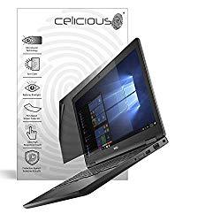 Celicious Privacy Lite 2-Way Anti-Glare Anti-Spy Filter Screen Protector Film Compatible with Dell Precision 15 3520