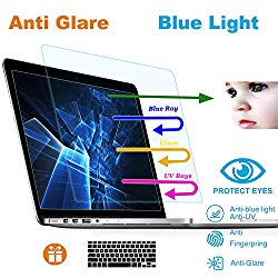 Eyes Protection Filter Fit 2015 2014 2013 2012 MacBook Pro 13 A1425 A1502 Anti Blue Light Anti Glare Screen Protector, Reduces Digital Eye Strain Help You Sleep Better