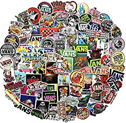 Fashion Vs Logo Brands Skateboard Stickers[100PCS] – Vinyl Sticker for Snowboard Laptops Cars Motorcycle Bike Luggage – Street Dreams Culture Graffiti DIY Patches Decals for Adults Boy Skateboarders