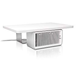 Kensington Cool View Wellness Monitor Stand with Desk Fan (K55855WW)
