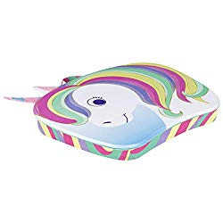 LapGear Lap Pets Lap Desk for Lil' Kids – Unicorn – Fits up to 11.6 Inch laptops – Style No. 46747