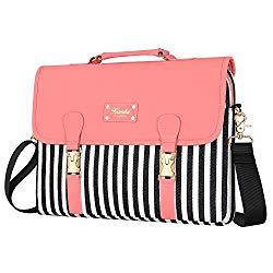 Laptop Bag 15.6 Inch – for Women Laptop Case Shoulder Messenger Macbook Pro Bag …