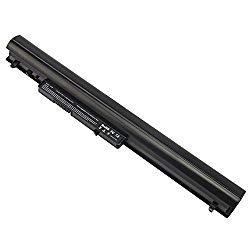 Laptop/Notebook Battery Replacement for HP 776622-001 728460-001 TPN-Q130 752237-001 TPN-Q132 LA04 TPN-Q129 LA04DF HSTNN-DB5M HSTNN-YB5M F3B96AA HSTNN-UB5M – Black – High Performance New