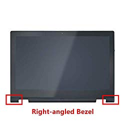 LCDOLED Replacement 13.3 inches FHD 1080P LTN133HL03-201 LED LCD Display Touch Screen Digitizer Assembly with Right-angled Bezel for Dell Inspiron 13 7347 7348 7359 P57G001 P57G002 (NOT for 7352 7353)