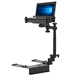 RAM No-Drill Laptop Mount for '14-19 Chevrolet Silverado + More