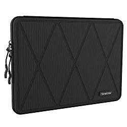 Smatree Hard Shell Laptop Sleeve Bag Compatible for MacBook Pro 2019/2018/2017 13.3 inch, iPad Pro 12.9 inch, Samsung Chromebook 3/ASUS ZenBook 13in,Slim and Anti-Shock