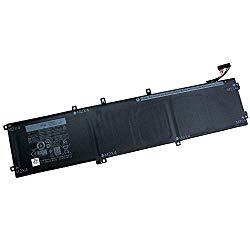 SUNNEAR 4GVGH (11.4V 84Wh) Laptop Battery for DELL XPS 15 9550 Dell Precision 5510 1P6KD 01P6KD 4GVGH RRCGW