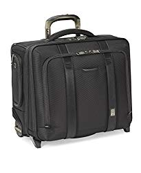Travelpro Crew Executive Choice 2 Wheeled Brief bag, 17-in with USB port