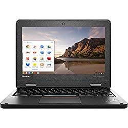 Lenovo ThinkPad 11e 11.6″ LED Chromebook Laptop Intel Celeron N2930 Quad Core 1.83GHz 16GB 4GB (Renewed)