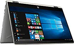 2019 HP Pavilion x360 2-in-1 14″ FHD Touchscreen Laptop Computer, 8th Gen Intel Quad-Core i5-8250U Up to 3.4GHz, 16GB DDR4 RAM, 512GB SSD, 802.11AC WiFi, Bluetooth; USB 3.1, Fingerprint, Windows 10