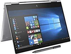 2019 HP Premium Spectre x360 13.3″ 2-in-1 Laptop – 8th Gen Intel i7-8550U, 8GB RAM, 256GB SSD, IPS Micro-Edge Touchscreen, Active Stylus, Windows 10 Home