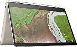 2020 HP Chromebook x360 Laptop Computer 8th Gen Intel Core i3-8130U up to 3.4GHz (Beat i5-7200U) 8GB DDR4 RAM 64GB eMMC 14″ FHD 2-in-1 Touchscreen 802.11ac WiFi Bluetooth 4.2 Type-C Chrome OS