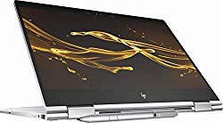 HP Spectre X360 13.3″ FHD IPS 2-in-1 Touchscreen Laptop 2019 Flagship, Intel Quad-Core i7-8550U 8GB DDR4 256GB PCIe NMVe SSD ThunderboltBacklit Keyboard Win Ink Stylus Pen Fingerprint Reader Win 10