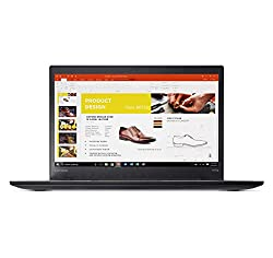 Lenovo ThinkPad T470s Laptop (20JS-S0KS00) Intel Core i5-6300U, 8GB RAM, 256GB SSD, 14-inch FHD 1920×1080, Win10 Pro, Thunderbolt 3, 720p HD Webcam, Fingerprint Reader, Backlit KB